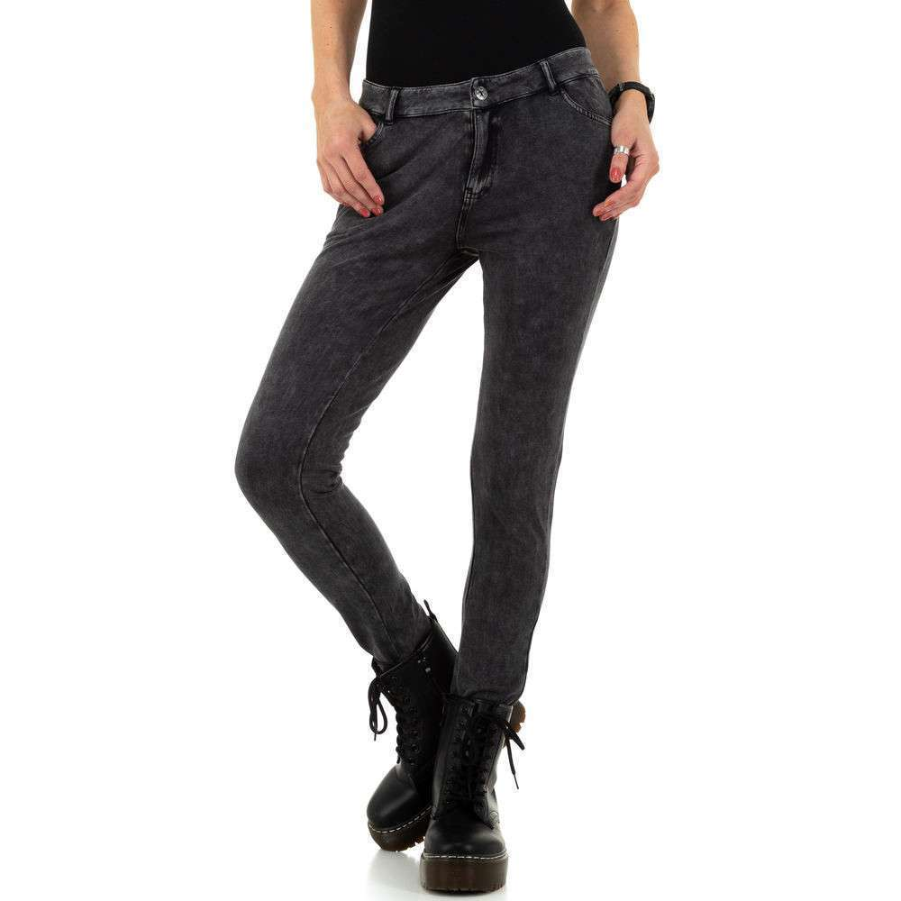 Pantaloni de dama Metrofive - negri