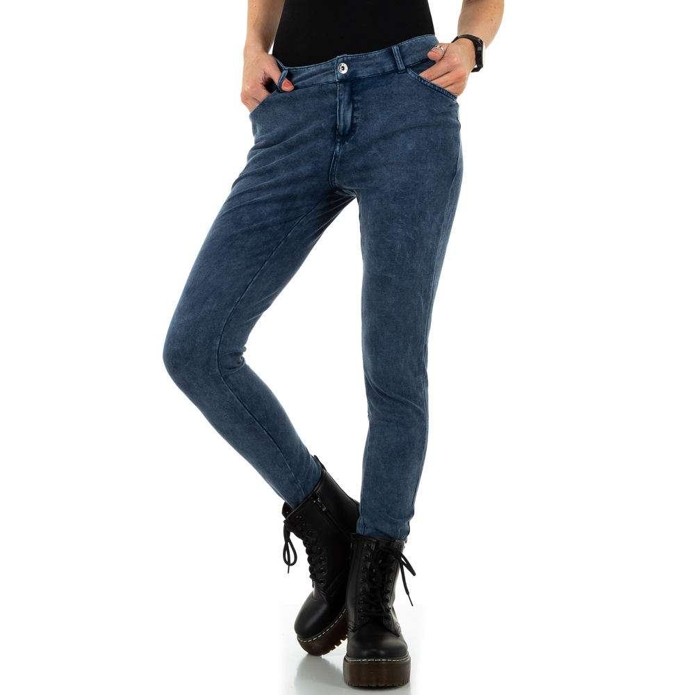 Pantaloni de dama de la Metrofive - albastru - image 1