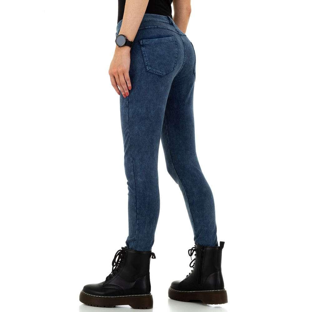 Pantaloni de dama de la Metrofive - albastru - image 3
