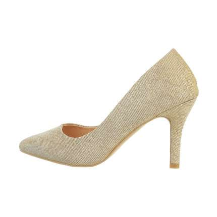 Damen High-Heel Pumps - LT.gold
