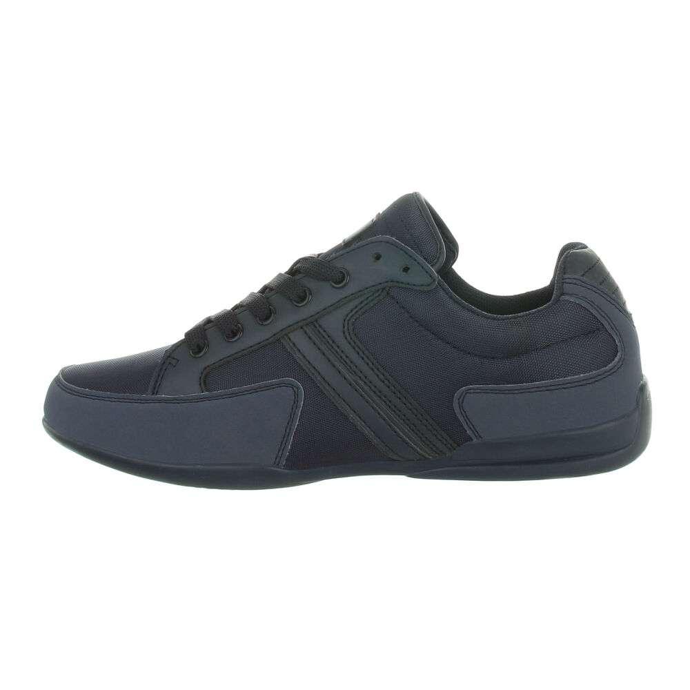 Pantofi casual pentru bărbați - bleumarin - image 1