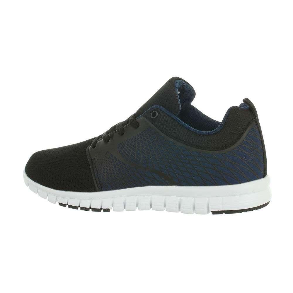 Обувь спортивная мужская - черная