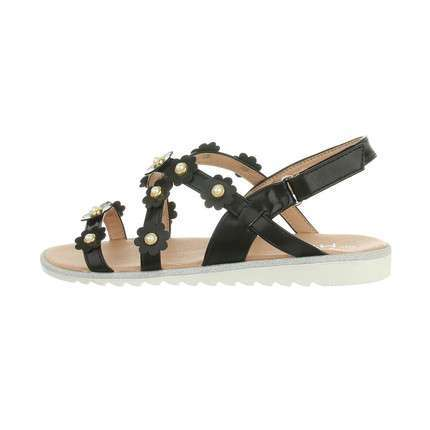 Kinder Sandalen - blacl