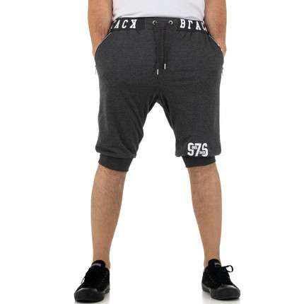 Herren Shorts von Nature - grey