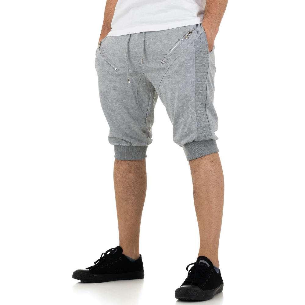 Pantaloni scurți pentru bărbați de la Nature - L.grey