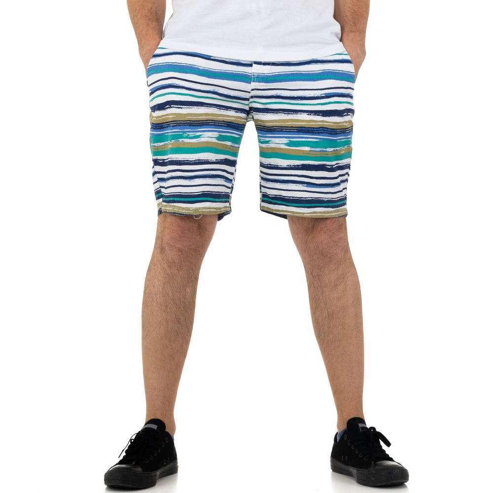 Pantaloni scurți pentru bărbați de la Nature - verde
