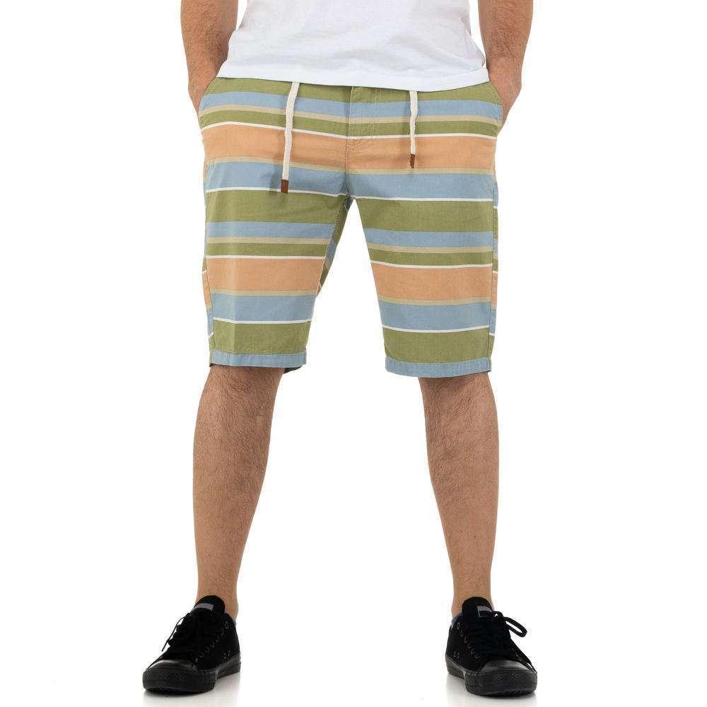 Pantaloni scurți pentru bărbați de la Nature - portocaliu