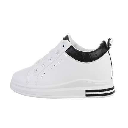 Damen High-Sneakers - whiteblack