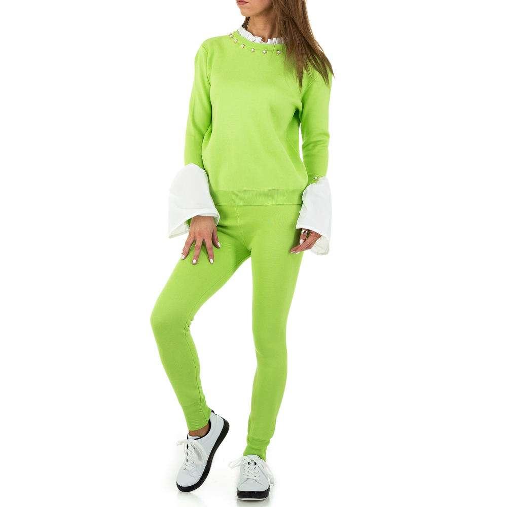 Женский костюм Emma% 26Ashley Design - зеленый