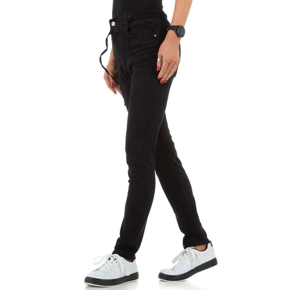Blugi de dama de la Daysie Jeans - negru - image 2