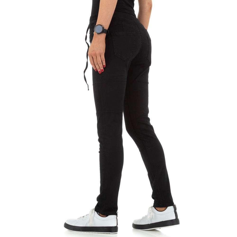 Blugi de dama de la Daysie Jeans - negru - image 3