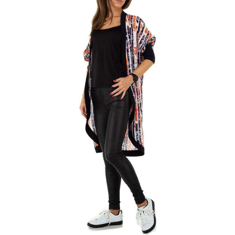 Tunică pentru femei de Whoo Fashion Gr. O singură mărime - portocaliu