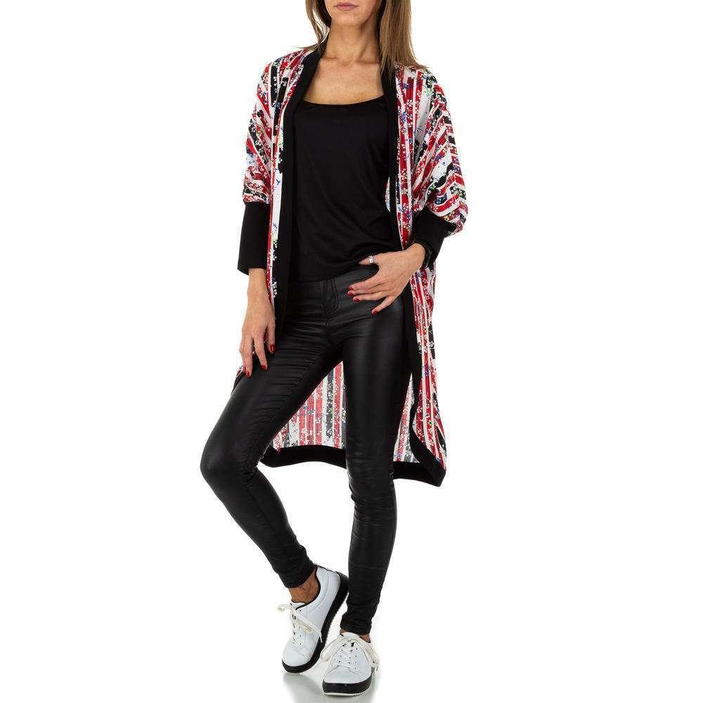 Tunică pentru femei de Whoo Fashion Gr. O singură mărime - roșu