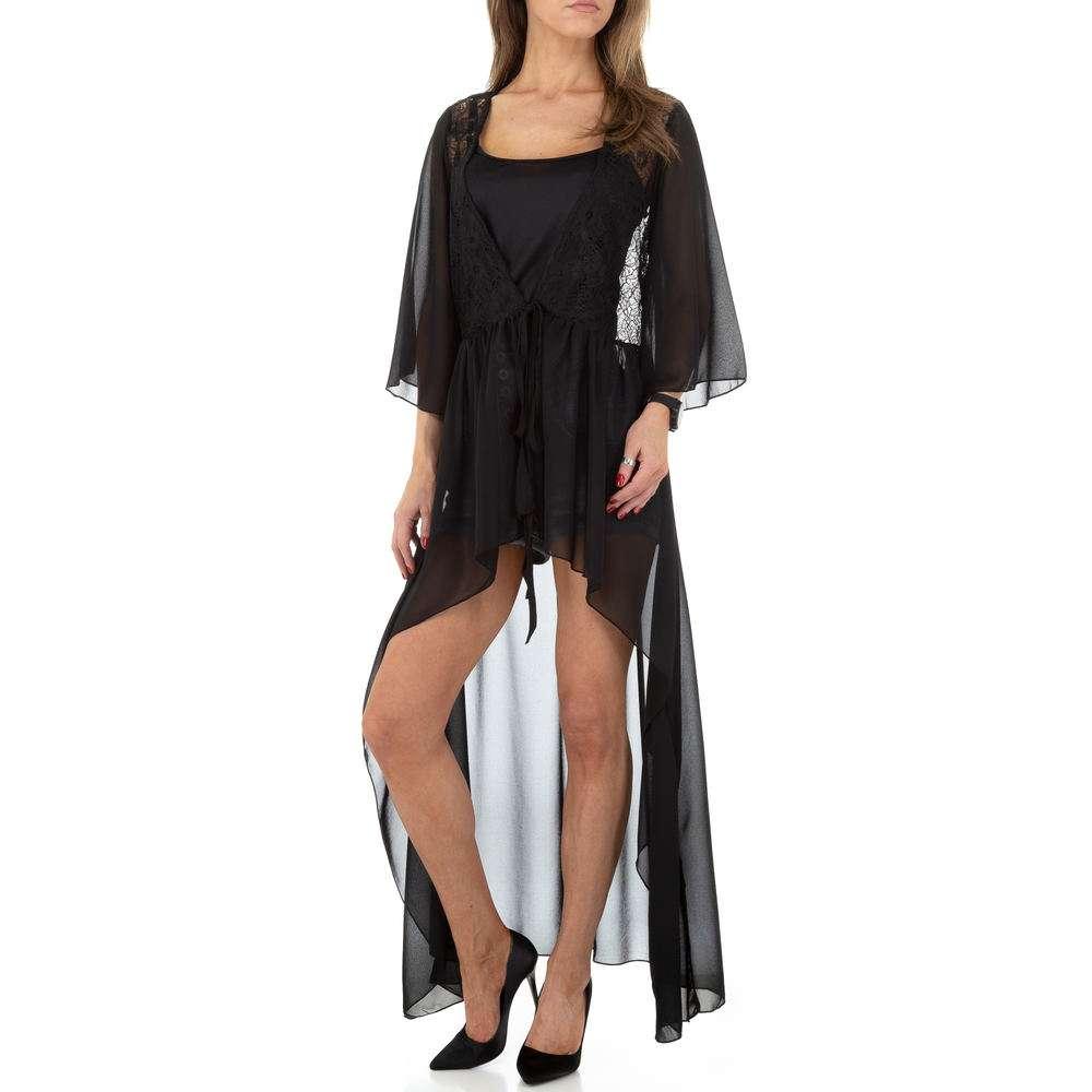 Tunică de dama de la Whoo Fashion - neagră