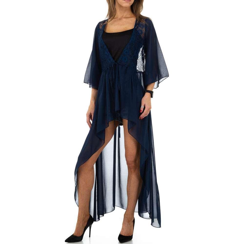 Tunica dama de la Whoo Fashion - albastru