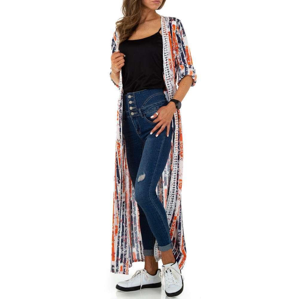 Tunică pentru femei de la Whoo Fashion - portocaliu