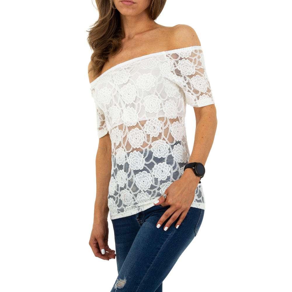 Bluză de dama de la Whoo Fashion - albă
