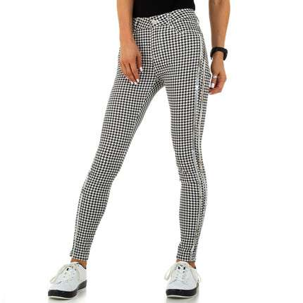 Damen Hose von Redial Denim Paris - blackwhite
