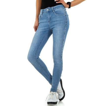 Damen Hose von Redial Denim Paris - blue