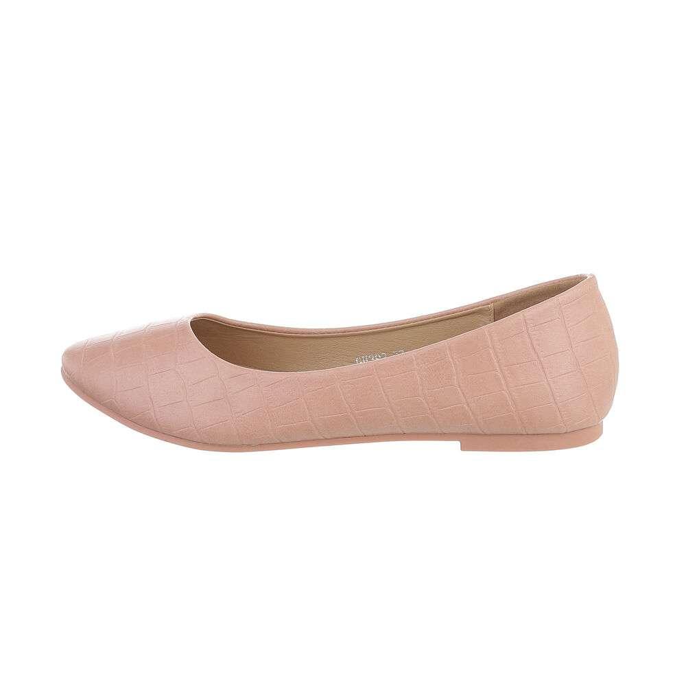 Balerini de dama - roz