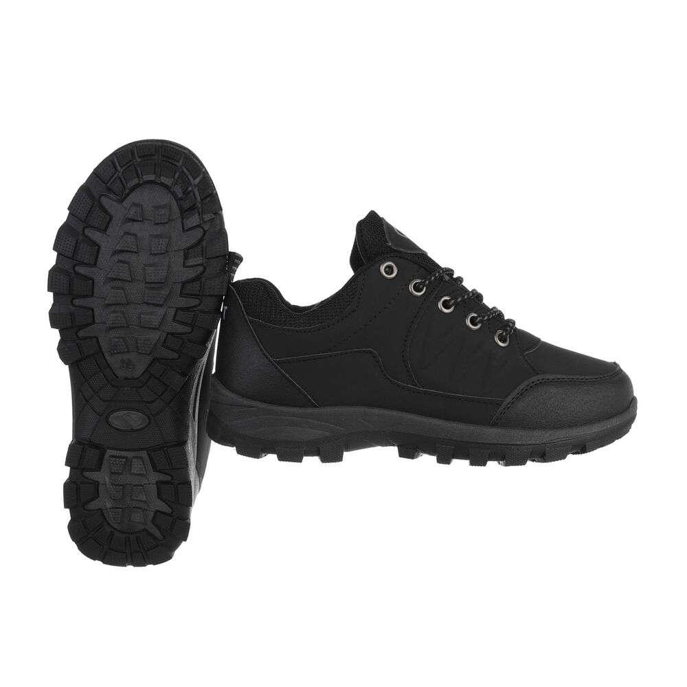 Pantofi casual pentru bărbați - negru-gri - image 2