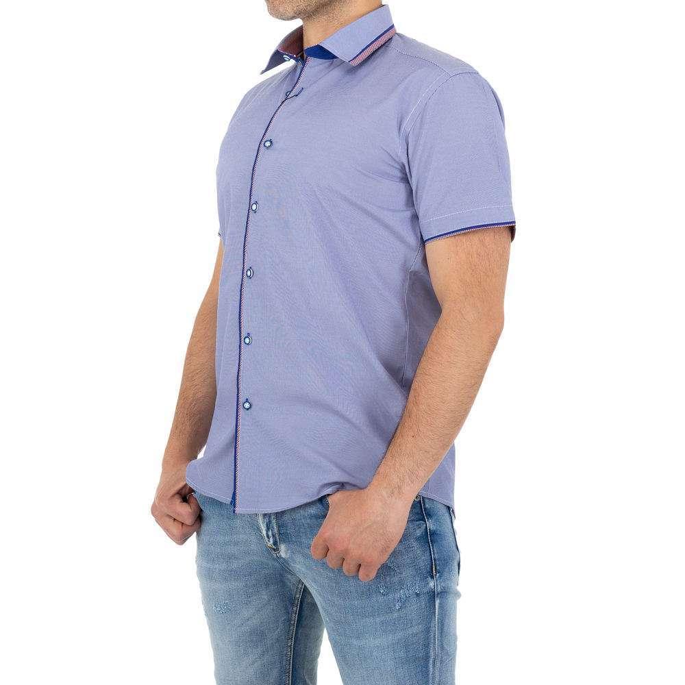 Herren Hemd von Climmer - albastru