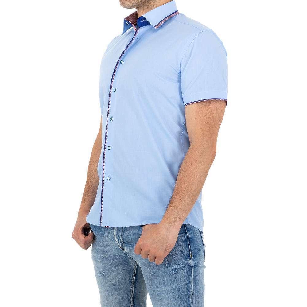 Herren Hemd von Climmer - deschis albastru