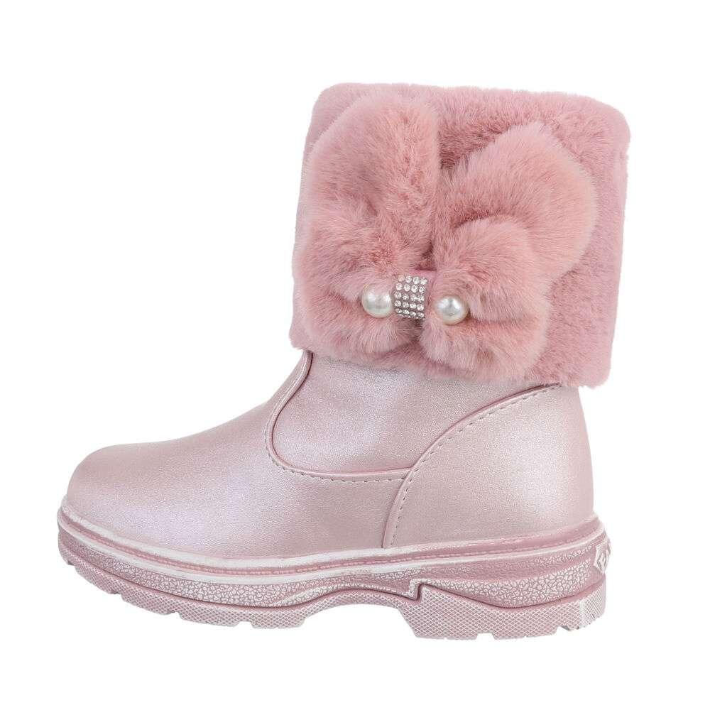 Ghete pentru copii - roz