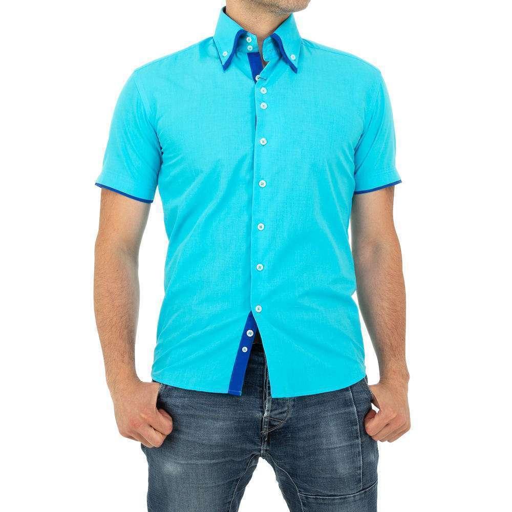 Chemise homme par Glimmer - bleu ciel