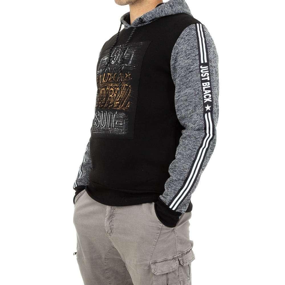 Pulover bărbătesc de Black Eagle - negru