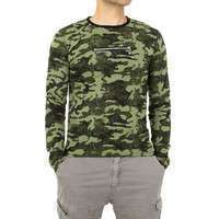 Herren T-shirt von Play Back - khaki