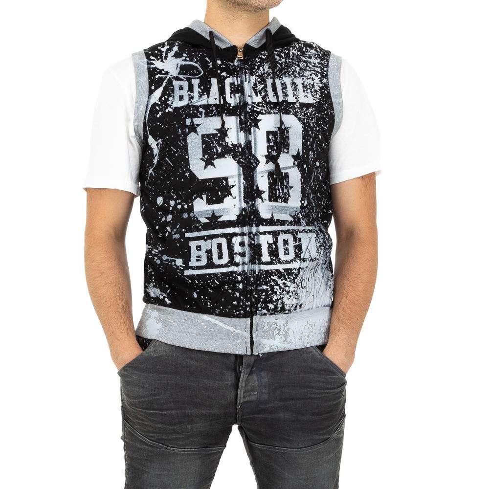 Pulover pentru bărbați de Play Back - negru