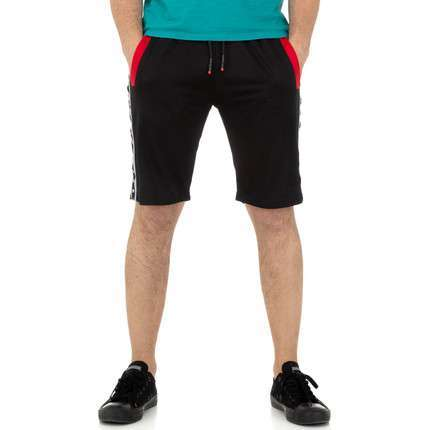Herren Shorts von Play Back - black