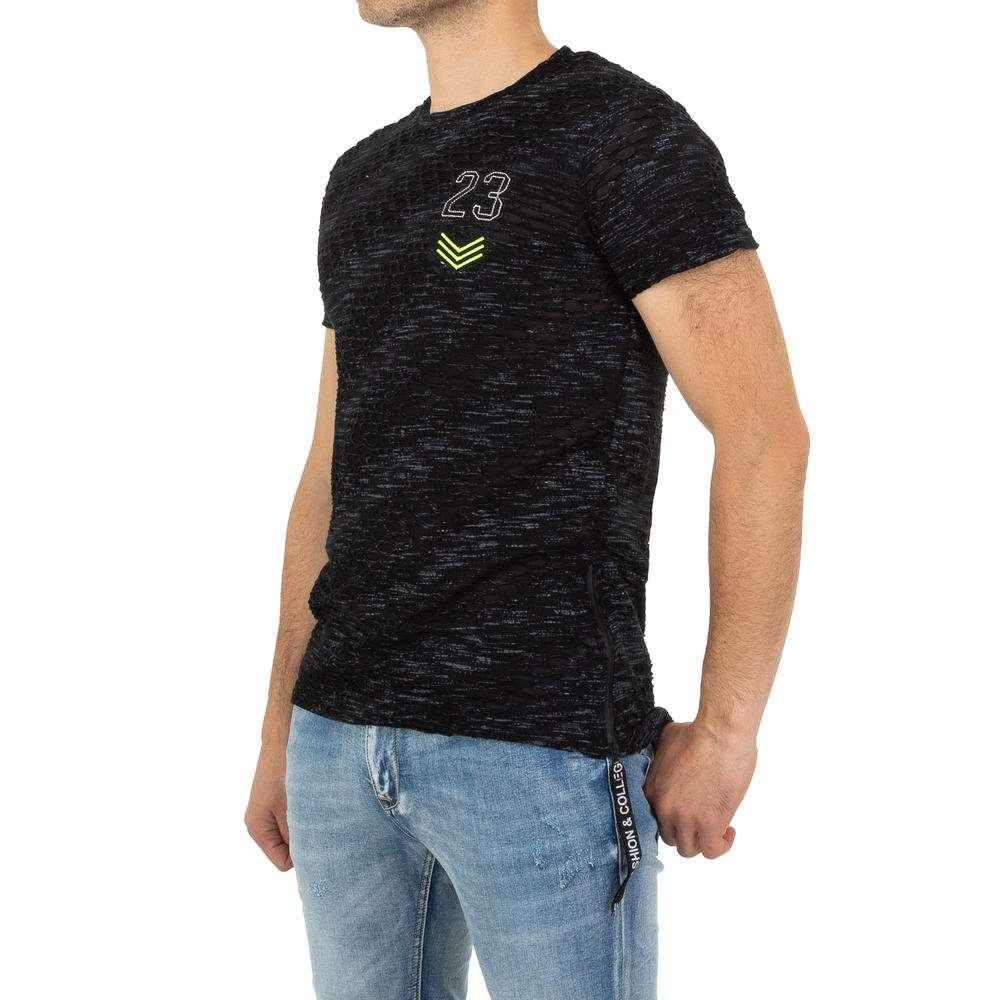 Tricou bărbătesc de la Nature - negru