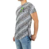 Herren T-shirt von Nature - white