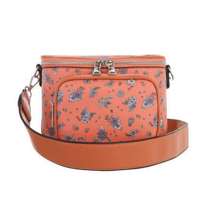Damen Schultertasche - orange