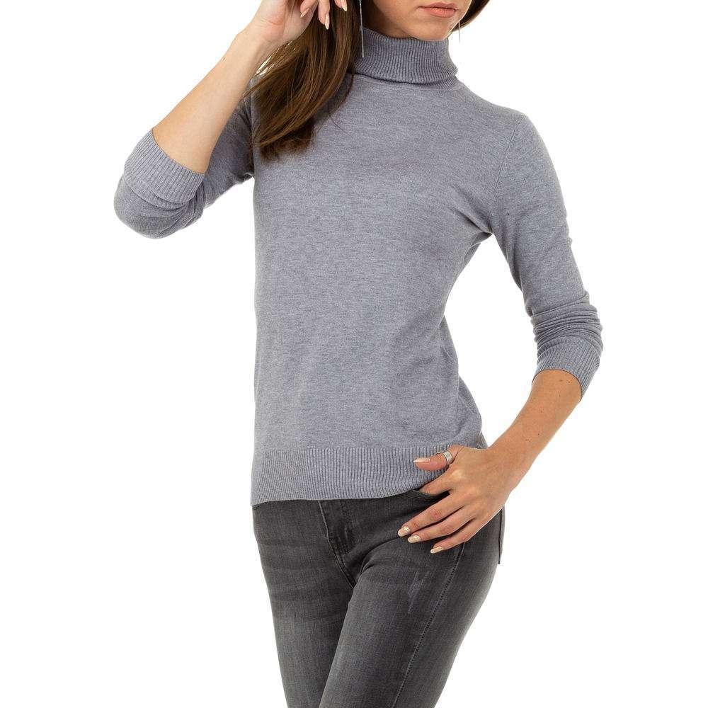 Pulover pentru femei de la Metrofive - gri - image 4