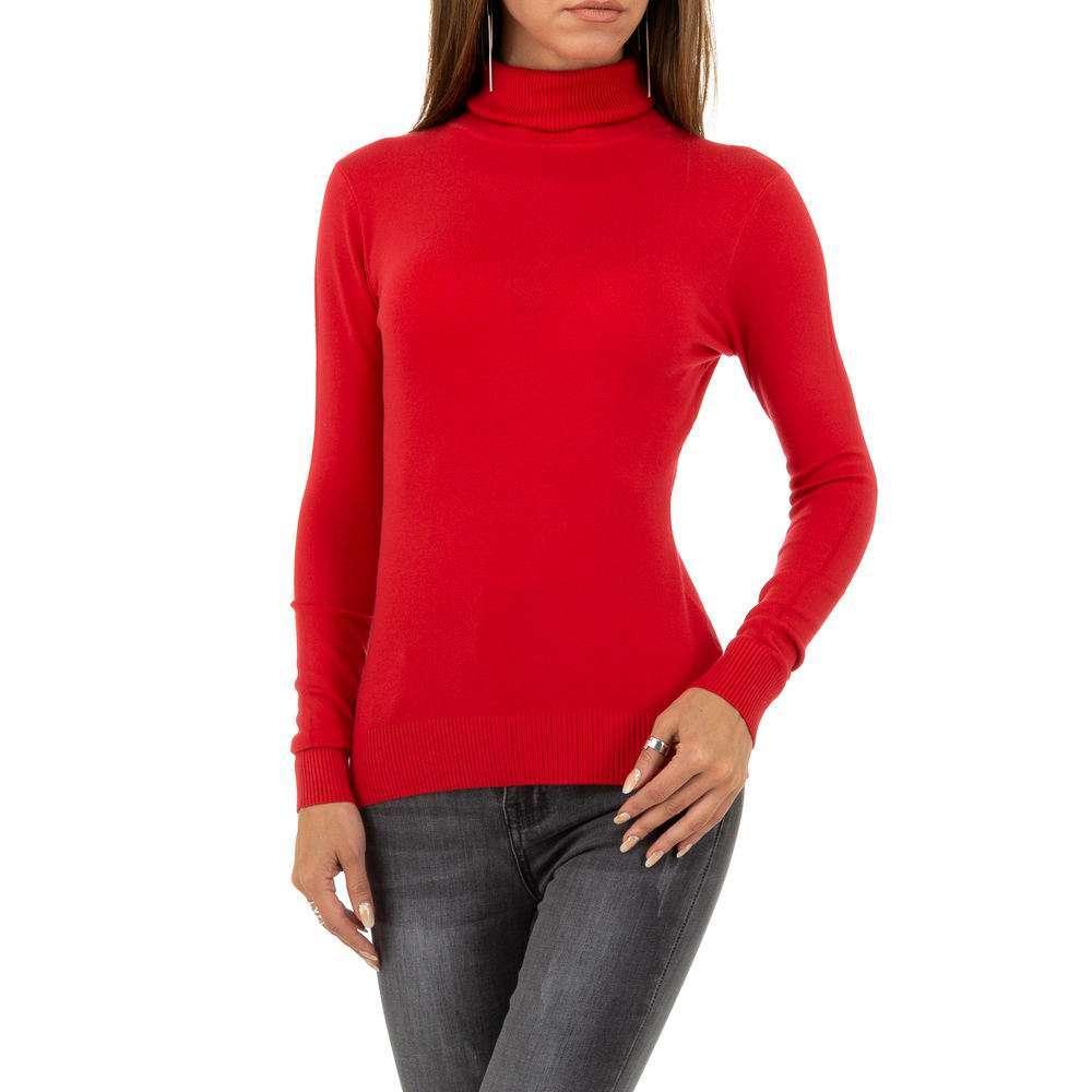 Pulover pentru femei de la Metrofive - roșu - image 1