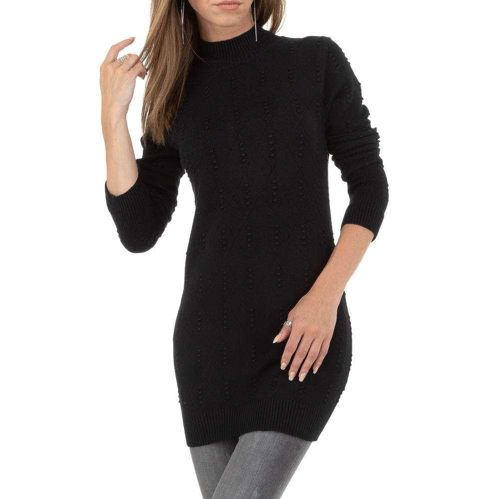 Pulover pentru femei de la Glo storye - negru - image 1
