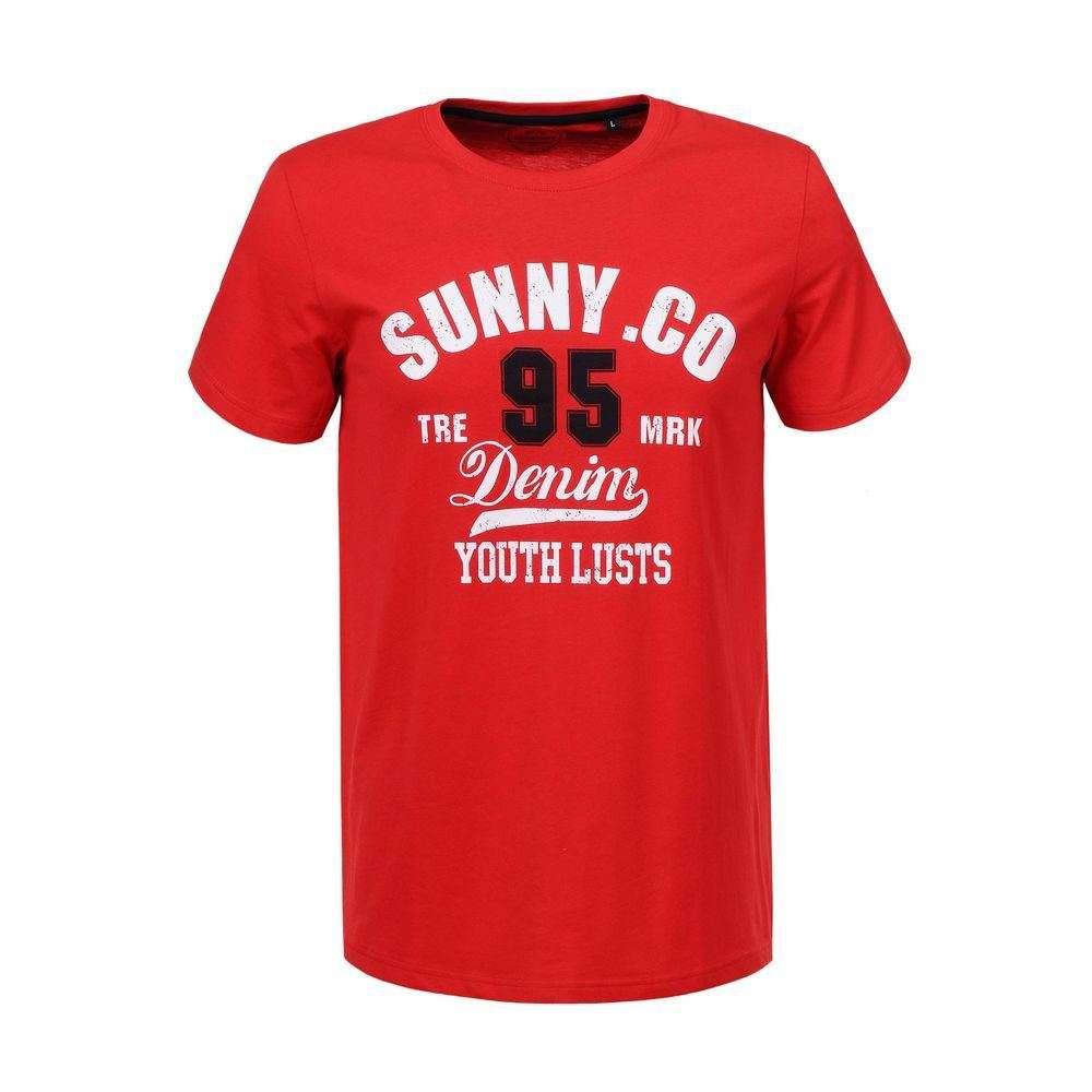 Tricou bărbătesc marca Glo storye - roșu