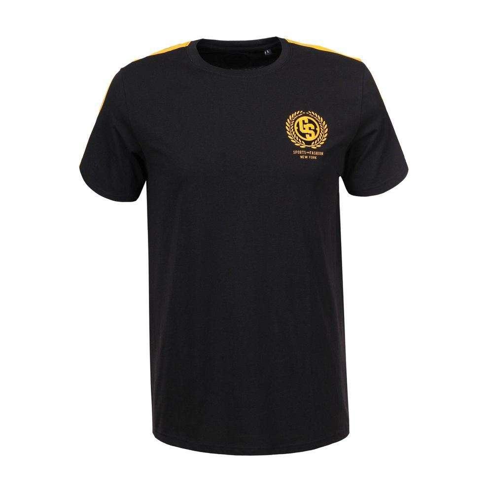 Tricou bărbătesc marca Glo storye - negru