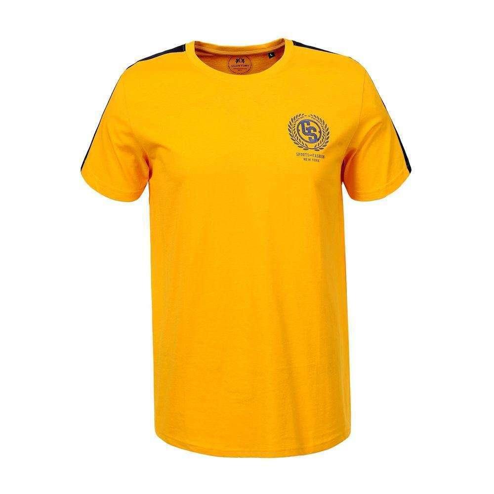 Tricou bărbătesc de la Glo storye - galben - image 1