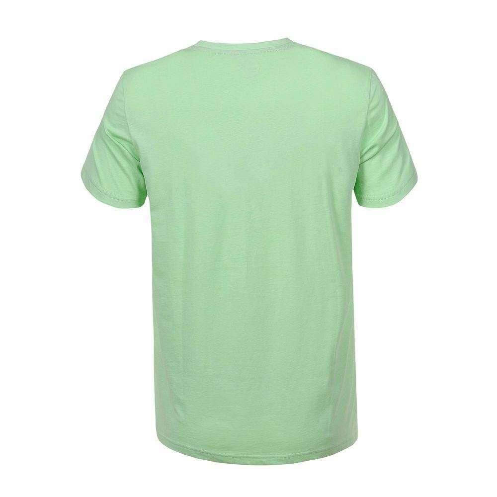 Tricou bărbătesc marca Glo storye - verde - image 2