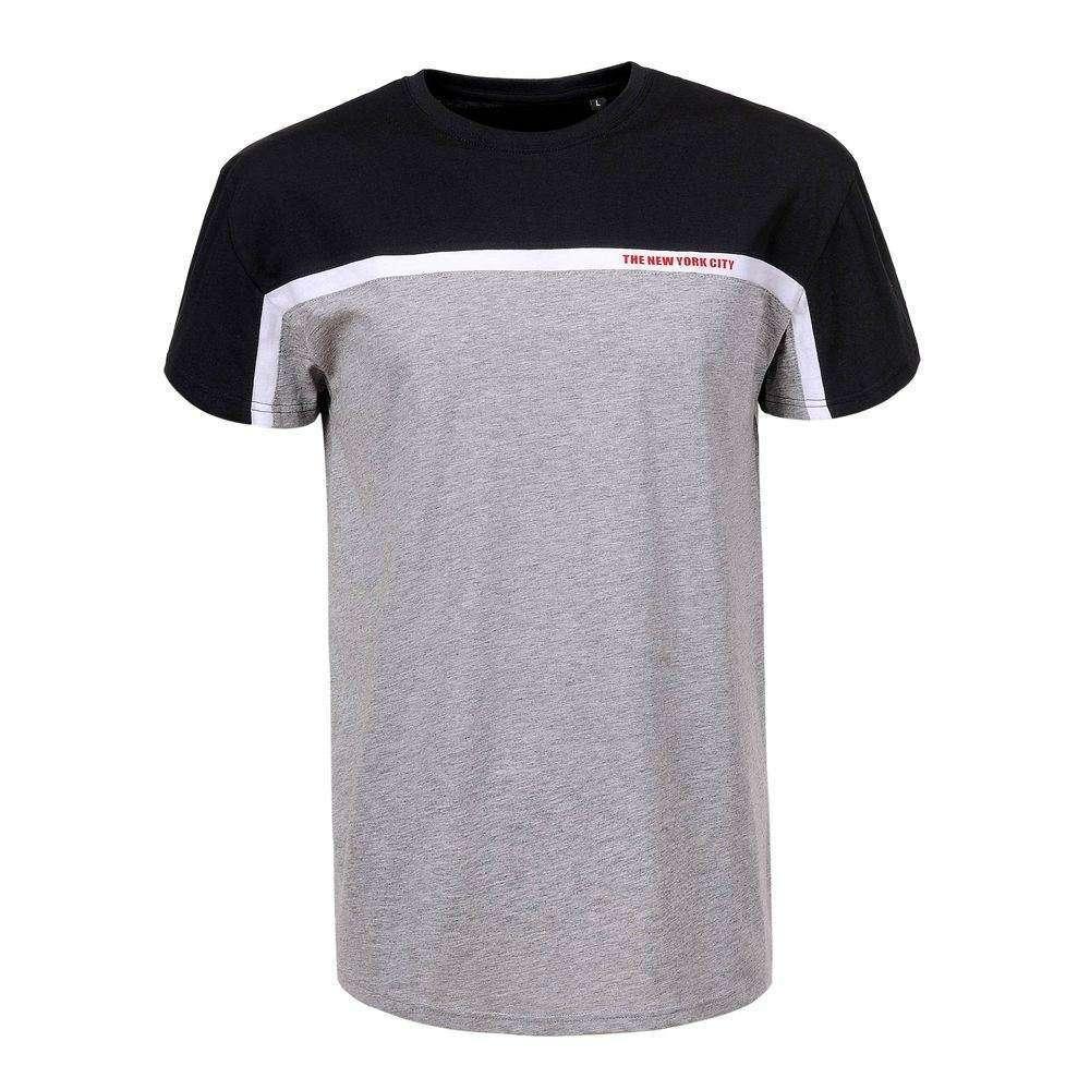 Tricou bărbătesc de la Glo storye - gri