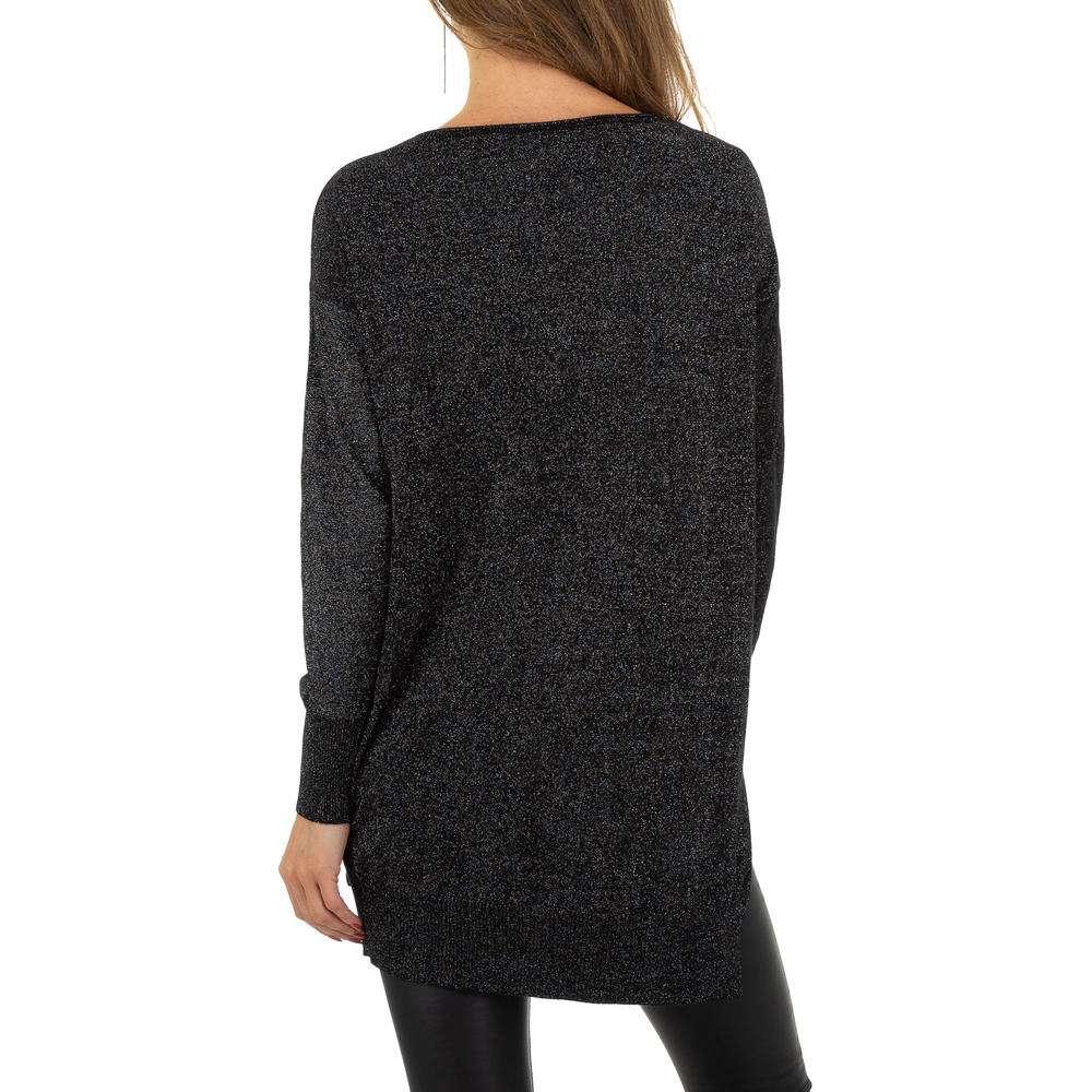 Pulover pentru femei de la Whoo Fashion Gr. O singură mărime - negru - image 3