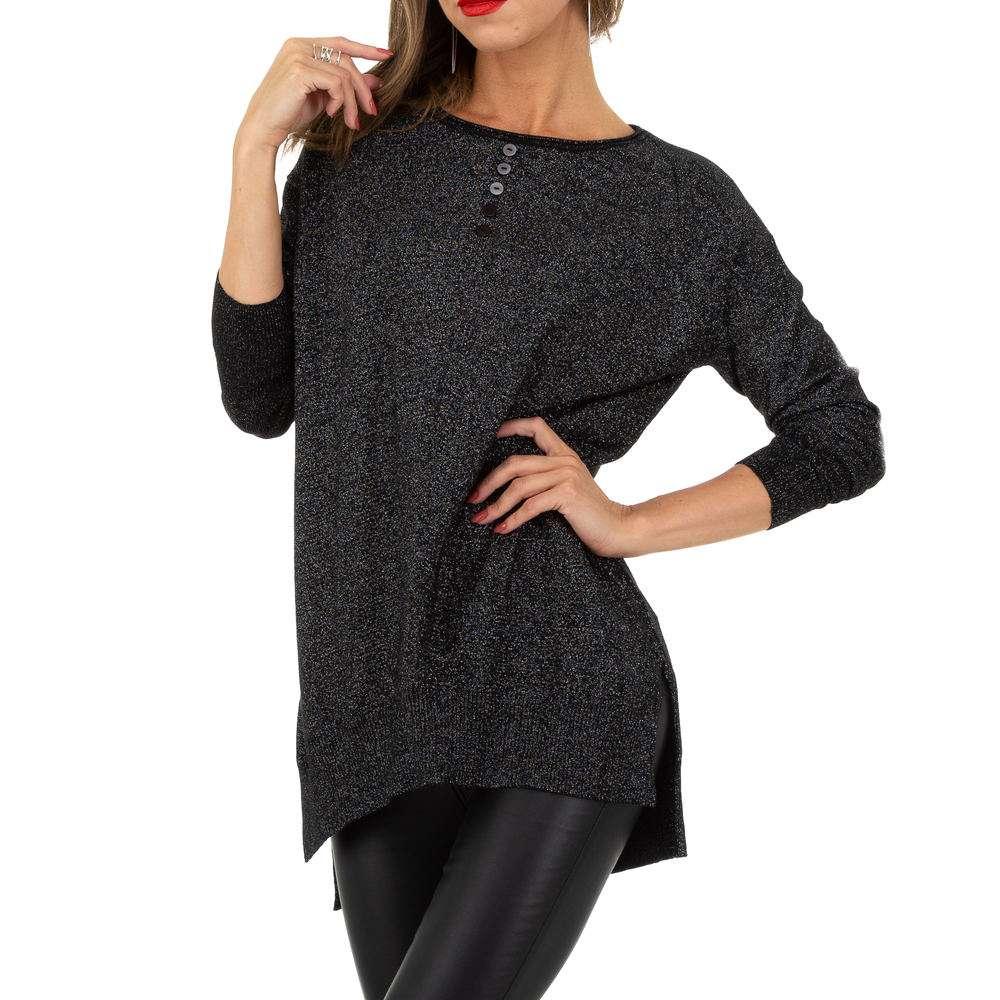 Pulover pentru femei de la Whoo Fashion Gr. O singură mărime - negru - image 4