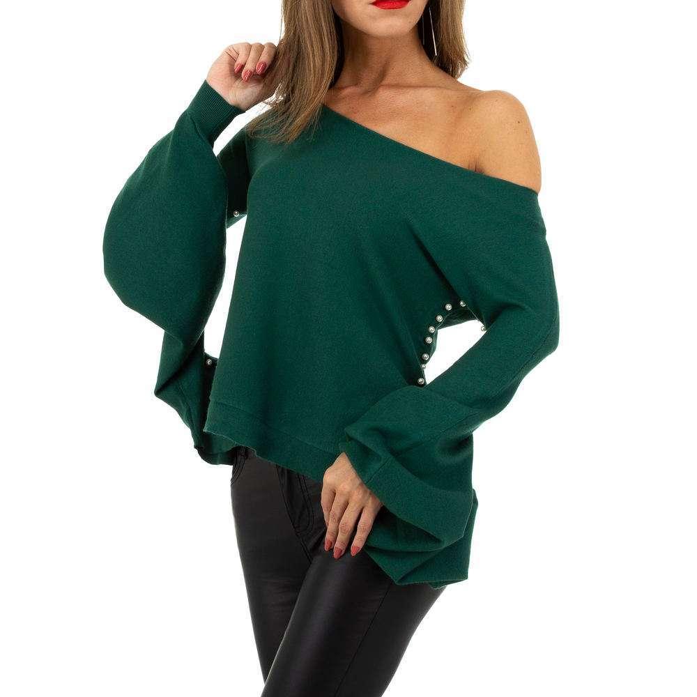 Pulover pentru femei de la Whoo Fashion Gr. O singură mărime - benzină