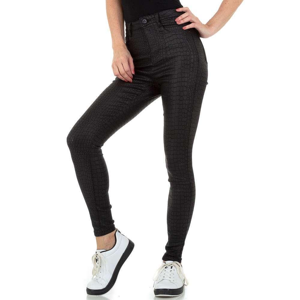 Pantaloni de dama de la Daysie - negru