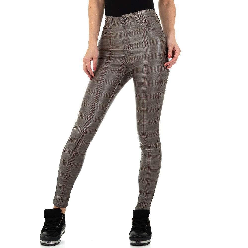 Pantaloni de dama de la Daysie - gri - image 1