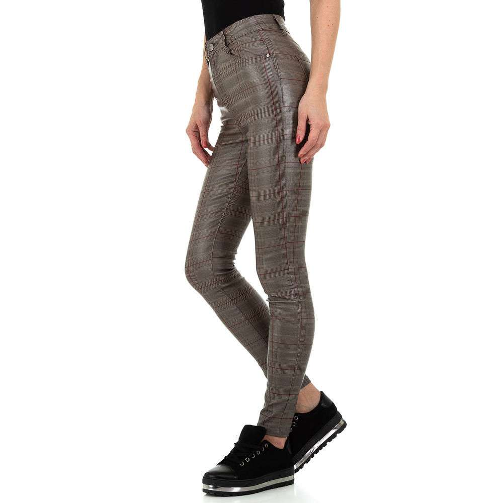 Pantaloni de dama de la Daysie - gri - image 2